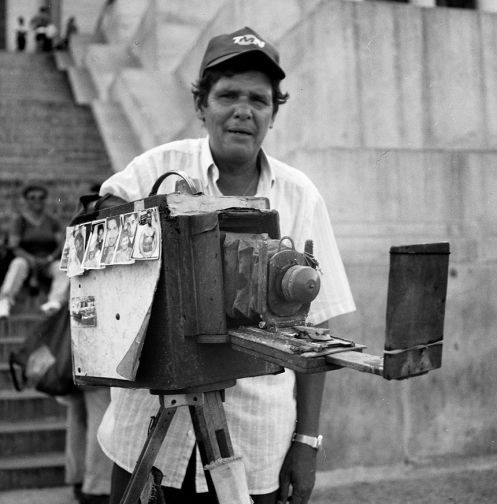 Cuban street photographer
